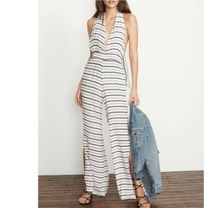 Faithfull Striped Cannes Jumpsuit